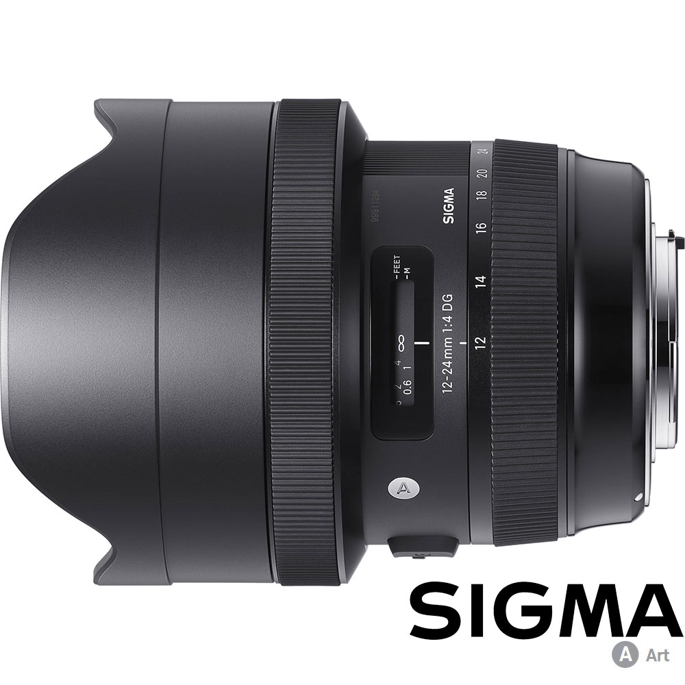 SIGMA 12-24mm F4 DG HSM Art (公司貨)