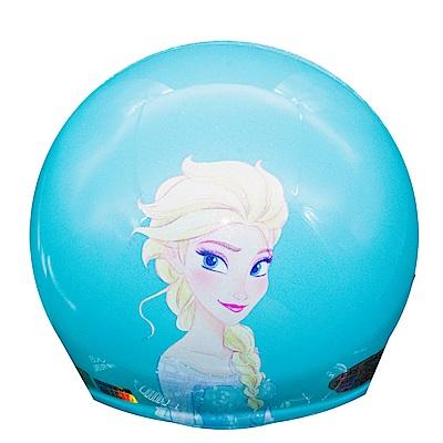 冰雪奇緣 Frozen 艾莎ELSA 兒童半罩安全帽(中童)(蒂芬妮綠)