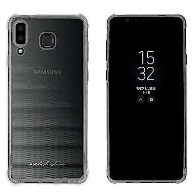 Metal-Slim Samsung Galaxy A8 Star 防摔抗震空壓...
