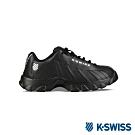 K-SWISS ST329老爹鞋-童-黑