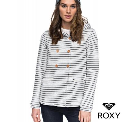【ROXY】MISS THE BOAT WOMENS 外套 白