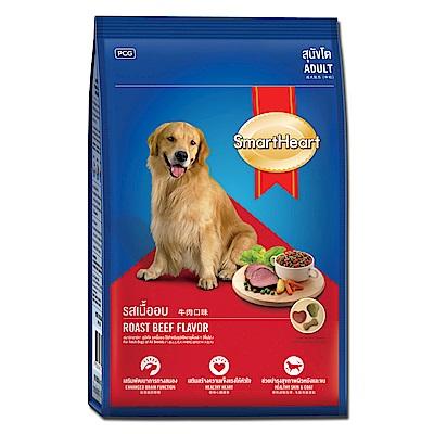 SmartHeart 慧心犬糧 - 牛肉口味成犬配方 3kg