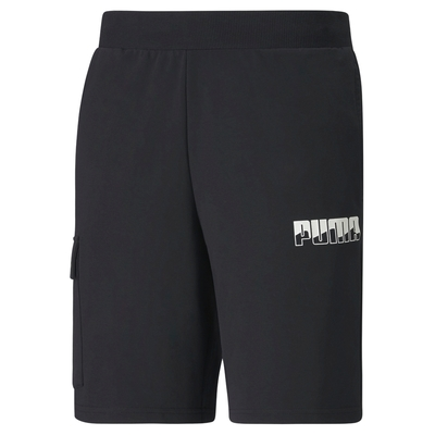 【PUMA官方旗艦】基本系列Rebel Bold9吋短褲 男性 58137601