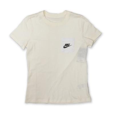 NIKE 短袖上衣 女款 休閒 運動 健身 白 CT8855110 AS W NSW TEE ICON CLASH