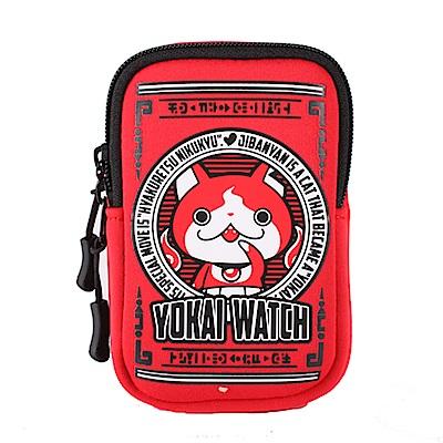 毛萬用小包。吉胖喵 妖怪手錶