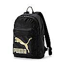 PUMA-男女PUMA Originals後背包-黑色