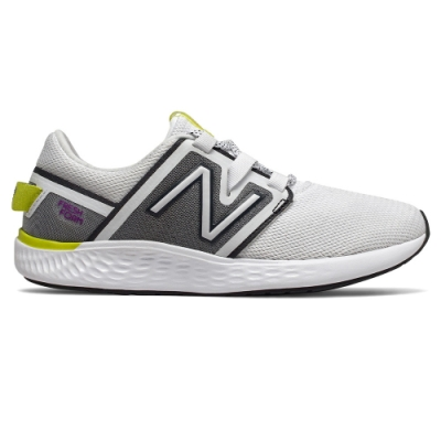 New Balance 緩震跑鞋 WVRCRNW1 女 白