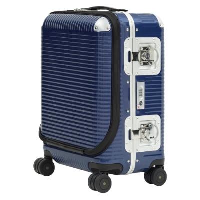 FPM MILANO BANK LIGHT Indigo Blue系列 20吋商務登機箱 海軍藍 (平輸品)