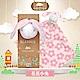 美國 Angel Dear 動物嬰兒安撫巾禮盒版 (花花小兔) product thumbnail 1