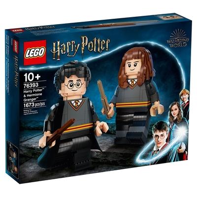 樂高LEGO 哈利波特系列 - LT76393 Harry Potter & Hermione Granger