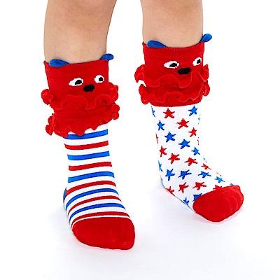 WHY AND 1/2 mini 普普熊長筒襪