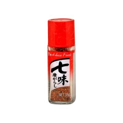 House 七味辣椒粉(18g)