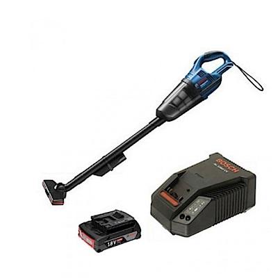 BOSCH 18V吸塵器GAS 18V(充電器+2.0電池一顆)套裝組