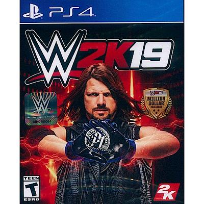 激爆職業摔角 WWE 2K19 - PS4 英文美版