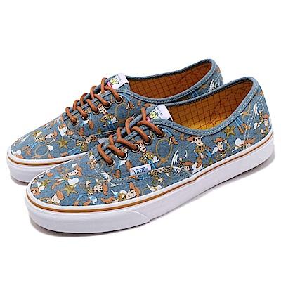 Vans 滑板鞋 Authentic 低筒 聯名 運動 男鞋