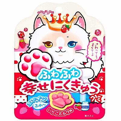 (活動)扇雀飴 幸福QQ軟糖-草莓牛奶風味(30g)
