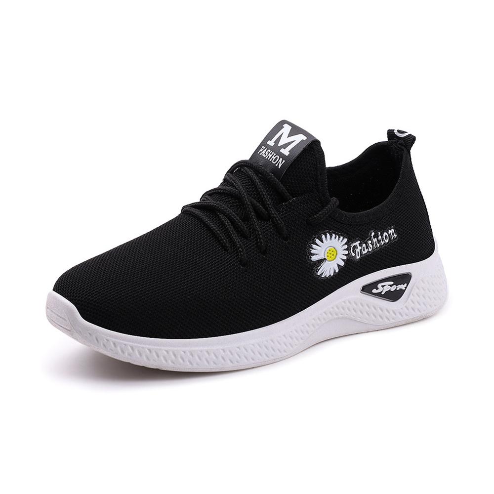 韓國KW美鞋館-獨賣魅力佳人休閒鞋(輕量 運動鞋 休閒鞋)(共2色) (黑色)