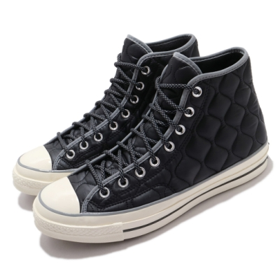 Converse 休閒鞋 All Star 高筒 穿搭 男女鞋 基本款 三星黑標 舒適 質感 情侶鞋 黑 米 169376C