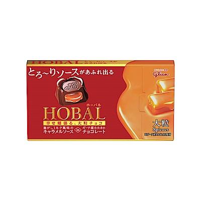 格力高 Hobal焦糖巧克力(80g)