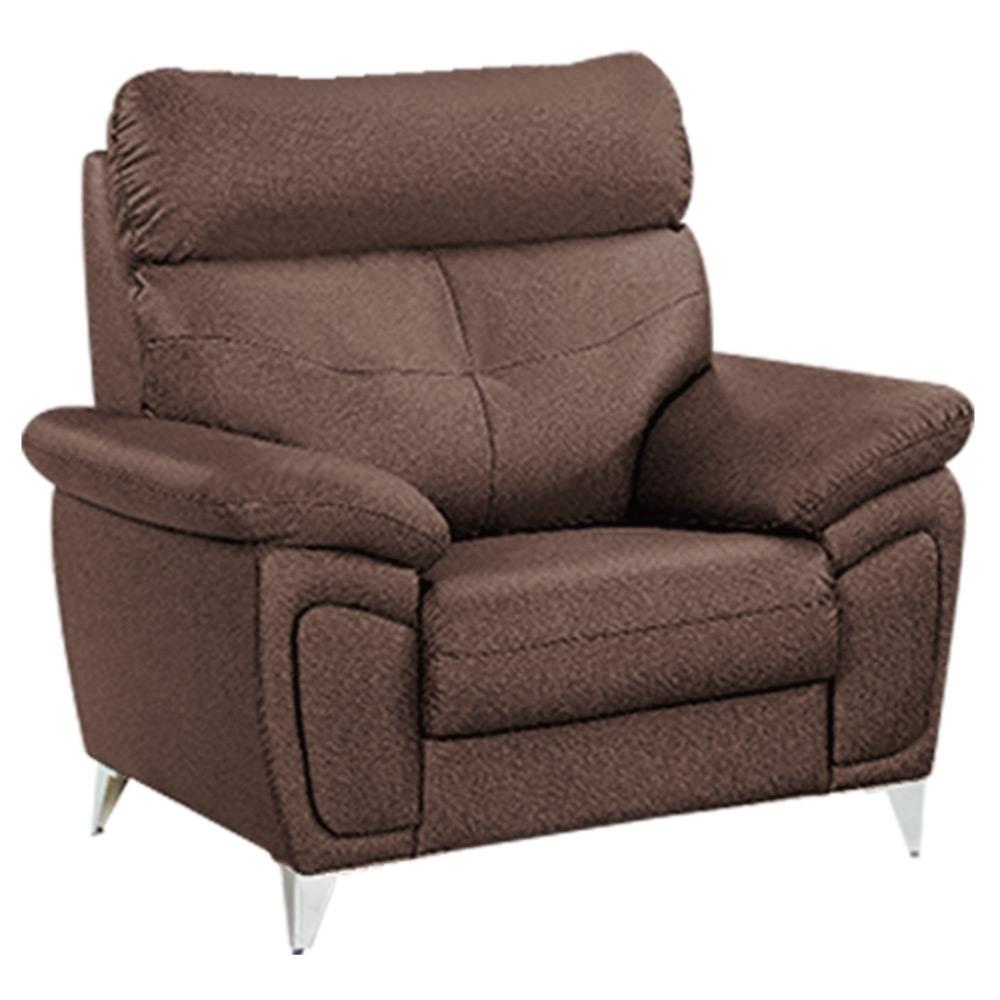 文創集 安卡時尚耐磨貓抓皮革單人座沙發椅(三色可選)-220x94x76cm免組