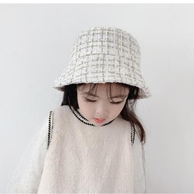 Baby童衣 小香風女童秋冬漁夫帽 兒童帽 88554
