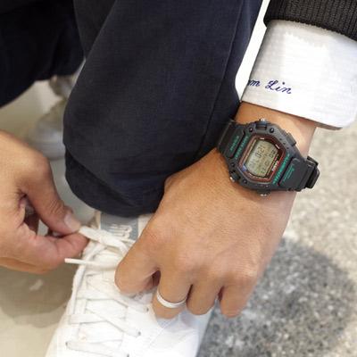 CASIO 卡西歐街頭潮流運動錶( DW-290-1)