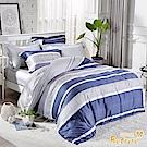 Betrise 嵐山小徑 雙人-植萃系列100%奧地利天絲四件式兩用被床包組