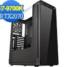 技嘉Z390平台[激光狼神]i7八核RTX2070獨顯電玩機