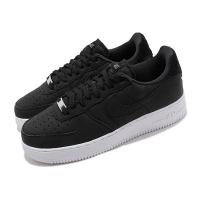Nike 休閒鞋 Air Force 1 07 運動 男鞋 經典款 皮革 簡約 舒適 穿搭 AF1 黑 白 CN2873001