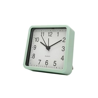 日本AWSON歐森 精緻百搭小鬧鐘/時鐘(AWK-6003)質感綠