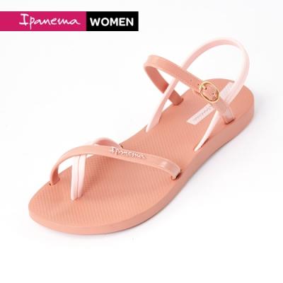 IPANEMA FASHION SAND細帶涼鞋-粉