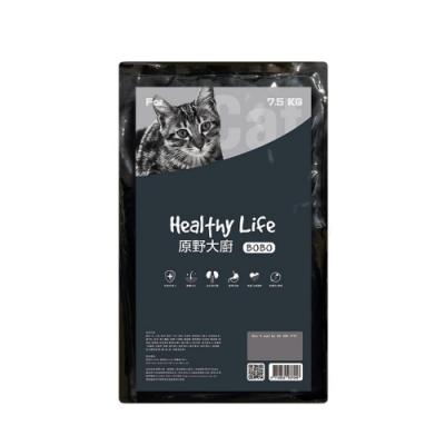 Healfhy Life原野大廚BOBO-貓飽飽 貓糧 7.5kg
