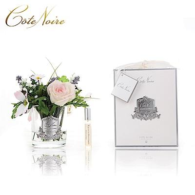 法國 CoteNoire 蔻特蘭 春天百花莊園香氛花透明瓶
