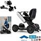 海夫健康生活館 樂鈞科技 日本 WHILL Model C 個人電動代步車 電動輪椅 product thumbnail 1