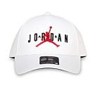 NIKE JORDAN運動帽 白紅黑