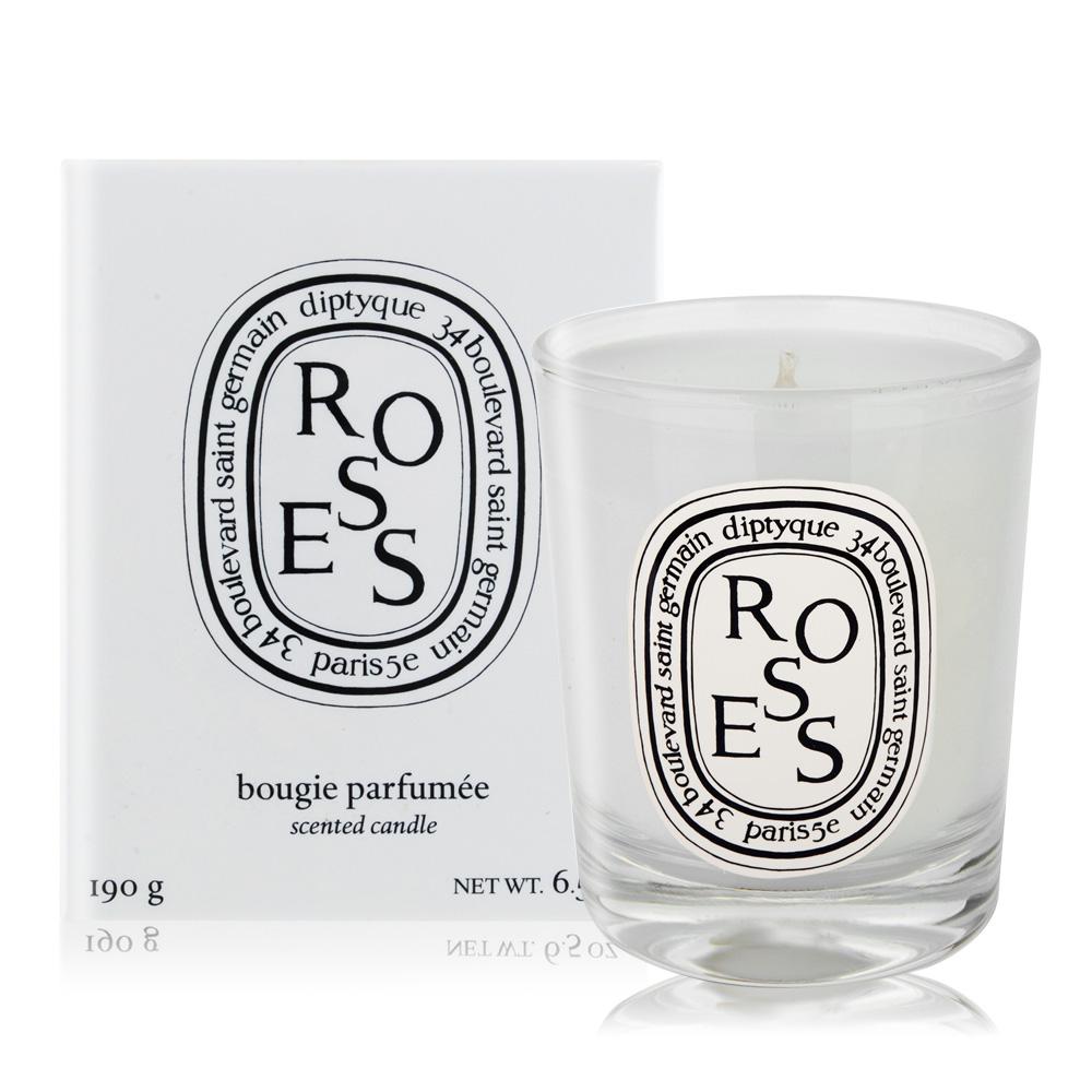 DIPTYQUE 香氛蠟燭190g-玫瑰