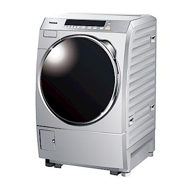 Panasonic國際牌13KG ECO變頻滾筒洗衣機 NA-V130DW/L(炫亮銀)