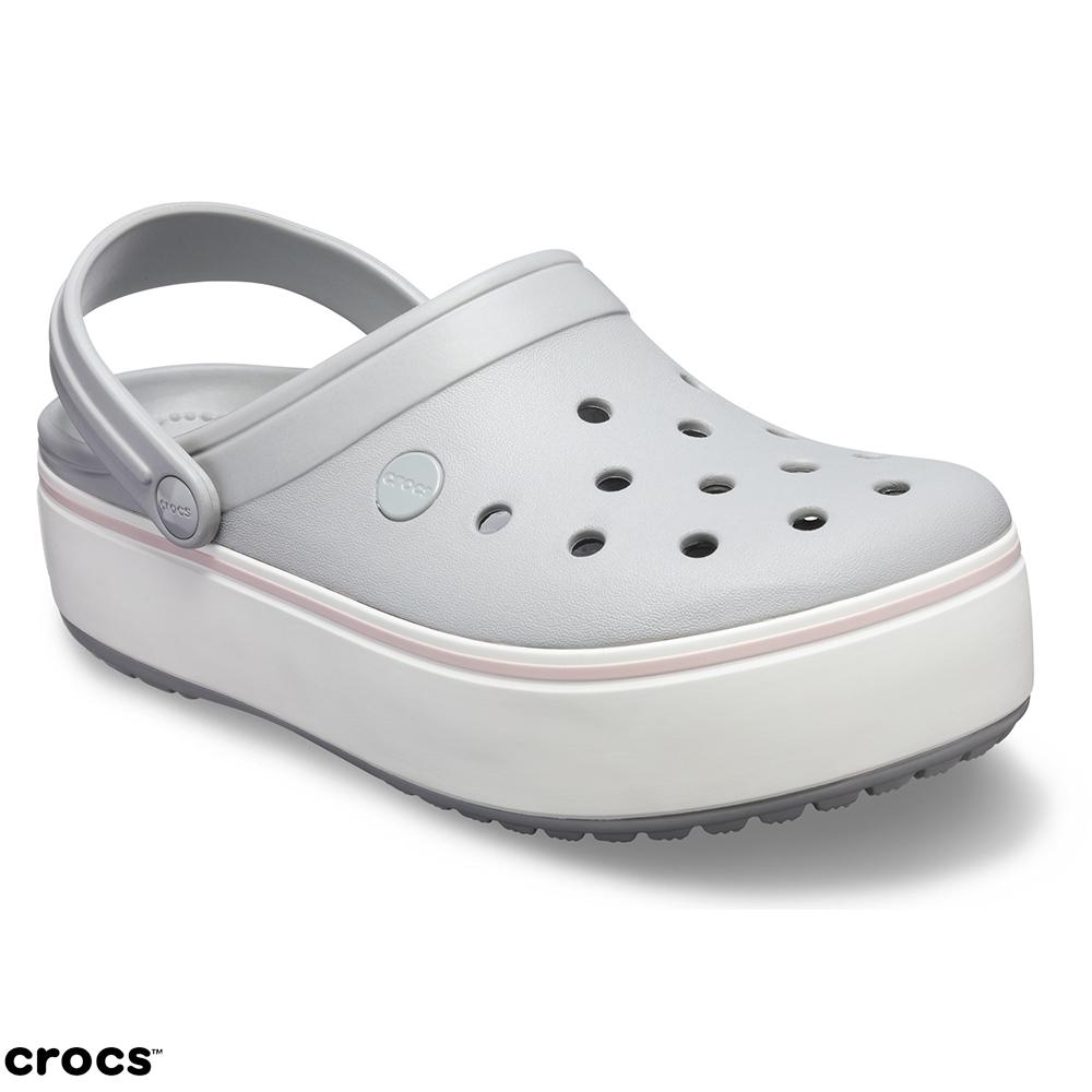 Crocs 卡駱馳 (中性鞋) 厚底卡駱班 205434-04M