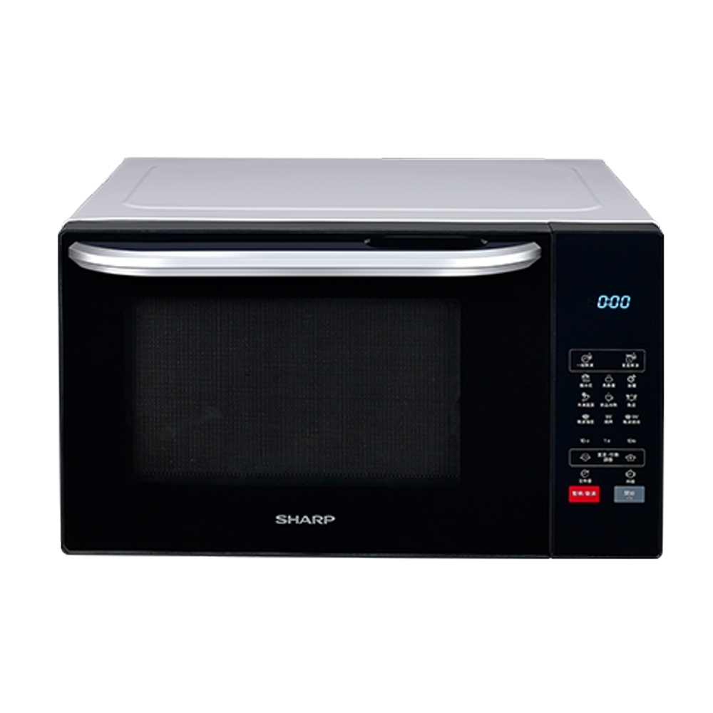 SHARP夏普25L多功能自動烹調燒烤微波爐 R-T25KG(W)