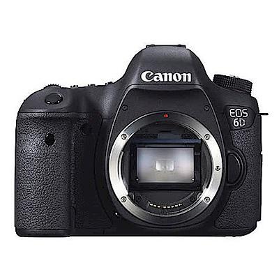 Canon EOS 6D 單機身(公司貨)
