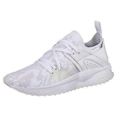 PUMA-TSUGI Blaze evoKNIT WF男女慢跑鞋-白色