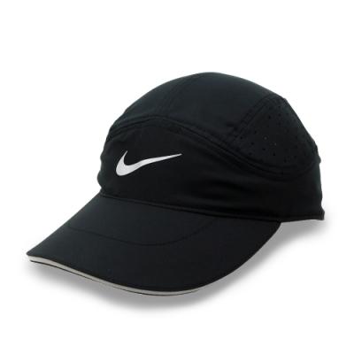 Nike U NK AROBILL CAP TW ELITE 男女運動帽 黑