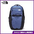 The North Face北面男女款藍色舒適防護休閒後背包|3ETUF8X
