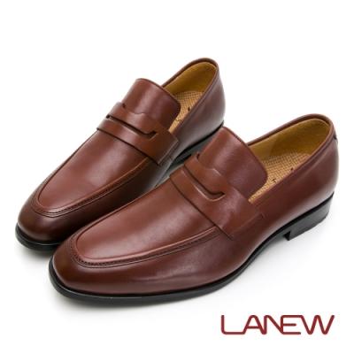 LA NEW Q Lite 優纖淨 樂福鞋 紳士鞋(男225033600)