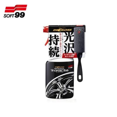 SOFT99 DiGloss 輪圈保養劑5.0