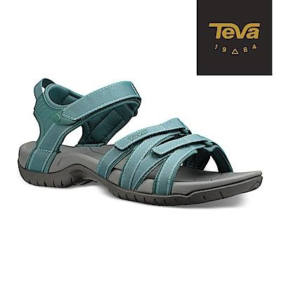 TEVA 美國-女 Tirra 水陸兩棲 多功能運動涼鞋 大西洋藍
