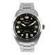 SEIKO SPROTS 復刻數字機械/手上鍊鋼帶錶-黑 SRPC85K1 product thumbnail 1