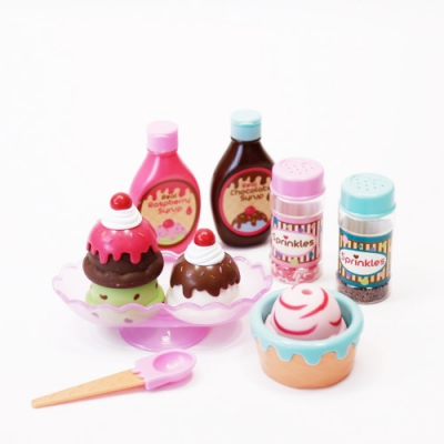 【 Play Circle】甜蜜蜜霜淇淋