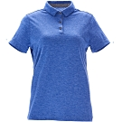 Wildland 荒野 0A71639-80藍紫色 女彈性抗UV本布領POLO上衣