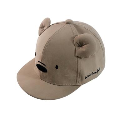 Baby童衣 小熊造型鴨舌帽 棒球帽 夏季遮陽防曬童帽 88279